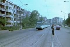 (Stadtneurotiker) Tags: public romania publictransport streetcar tramway strassenbahn öpnv трамвай rumänien tramvai stadtneurotiker timiș galați timiș2