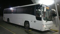 Ulsterbus 123 KEZ9123 (steveos60) Tags: volvo belfast national express milton keynes panther plaxton stranrear ulsterbus b12b