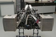 Renault EF15 Engine (Dawn Treader Performance) Tags: renault turbo senna v6 lotus98t