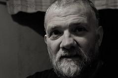 my friend jimmy (Pepon 2009) Tags: blanco amigo negro jimmy blanc negre