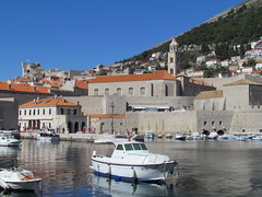Dubrovnik (twiga_swala) Tags: world old city sea heritage port town centro croatia unesco walls grad croazia dubrovnik adriatic ragusa hrvatska storico gradske zidine