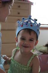 Princess Dancing Close Up (Jaimee and Brian) Tags: austin illinois avalon fiveyears 25months