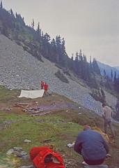 Sentinel col camp