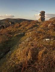 Mr Bowerman (andrewcoswayphotography) Tags: cloud fern rock nose nationalpark hill devon granite tor dartmoor bowerman bowermansnose
