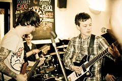 DSC_0043-1 (Jartography) Tags: uk blue music wales kids cool nikon live bands wright newtown powys lightroom d3100 18022012