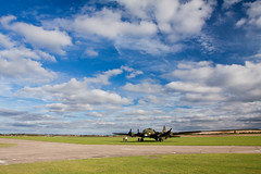 Flying Fortress (Huw Hopkins LRPS Photography) Tags: b photography flying memphis sally b17 belle boeing fortress huw hopkins b17g 124485