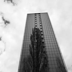 wonder of the architecture (vaquey) Tags: highcontrast highrise lameyplatz grd4 vaquey