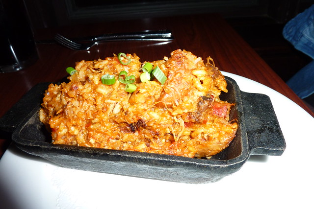 Chicken and Tasso JAMBALAYA @ Monarch Restaurant