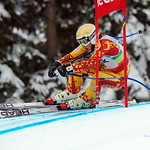 Teck Parsons Super-G 2012 Jack Crawford (WMSC) PHOTO CREDIT: Jim Davie