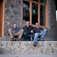 Duke, Rudy and I in Guassa.jpg (johnadowney2) Tags: travel friends roadtrip ethiopia et downtime amhara guassa