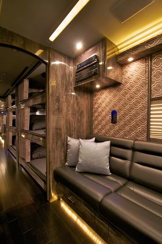 Victory - Rear Lounge - facing forward
