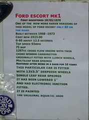 Kent's All Ford Show 2012 (35) (kenjonbro) Tags: uk ford kent sunday carshow friar aylesford aylesfordpriory kenjonbro fujifilmfinepixhs10 fujihs10 kentsallfordshow2012 15thapril2012