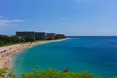 Kaanapali South Beach (Thncher Photography) Tags: ocean leica beach hawaii maui fullframe fx resorts blackrock m9 kaanapali summicron35mm summicron35mmasph leicam9 agm9