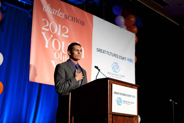 Charles Schwab Youth of the Year