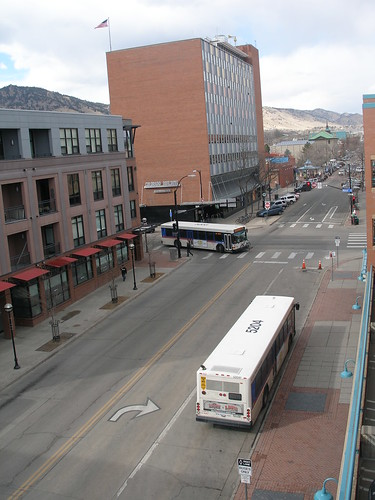 Photo - Boulder Transit Center Area Improvements (Planning/Design)