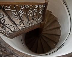 St. Andr Stairs (katrin glaesmann) Tags: art church stairs austria sterreich kunst kirche unescoworldheritagesite treppe graz steiermark stiege unescoweltkulturerbe standr unescocityofdesign