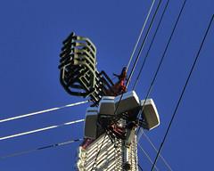 _DSC2126_b (sara97) Tags: tower bluesky missouri saintlouis antenna broadcasttower kdhx kdhxfm881 kdhxcommunitymedia photobysaraannefinke copyright2012saraannefinke
