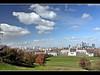 London Skyline Greenwich