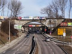 DSC04844_jnowak64 (jnowak64) Tags: poland polska krakow cracow mik malopolska marzec bronowice architektura ulica wiadukt krakoff