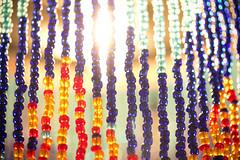 #75/366 - beady glare (zurich by night) Tags: light glare bead beady