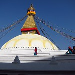 "Boudhanath Stupa <a style=""margin-left:10px; font-size:0.8em;"" href=""http://www.flickr.com/photos/14315427@N00/6986142695/"" target=""_blank"">@flickr</a>"