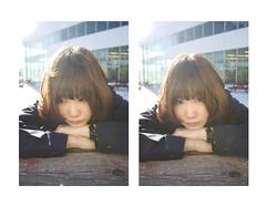 りえ いけだ (johnorcullo) Tags: girls japan portraits canon hair japanese photo winnipeg manitoba portraiture