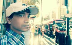 Bengali on street