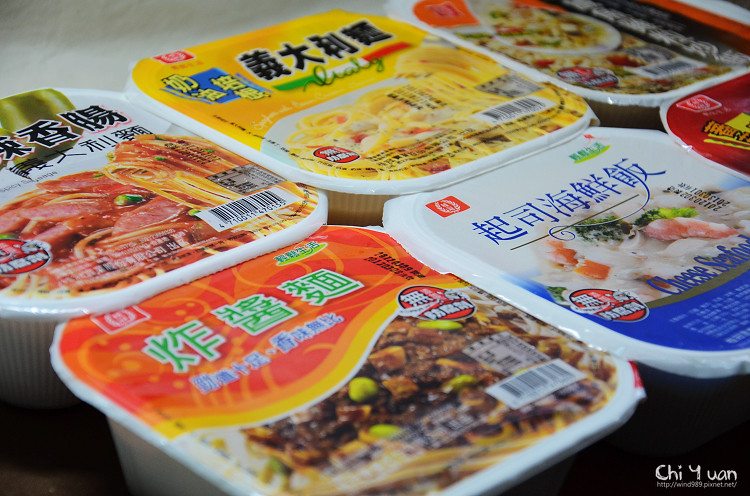 [試食]桂冠輕鬆生活。中西式即時料理,五分鐘上菜