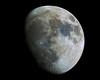 Moon  4/3/12 (zAmb0ni) Tags: sky moon night solar mare system telescope crater astrophotography astronomy rays celestron xsi