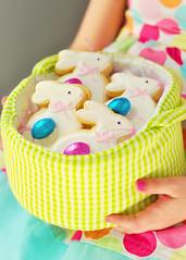 Figolli Easter Treats (Sweetapolita) Tags: bunny cookies easter malta eggs marzipan figolla figolli