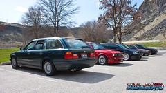 IMG_0814 (Greg @ Lyle Pearson Auto Show) Tags: vw volkswagen bmw 525i wagen bureauofeuro