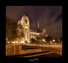 Cathdrale Notre Dame de Paris de nuit by D.F.N. ('^_^ D.F.N. Damail ^_^') Tags: voyage street city bridge blue light favorite paris france color art love monument seine architecture night canon pose de french geotagged photography boat photo europe long flickr gallery niceshot photographie photos mark picture award ponte fave bleu most amour lumiere views pont 5d rua capitale notre dame monde bateau rue nuit iledefrance franais couleur clounds notredamedeparis clound francais artiste photographe 1635 elctrico longue electrique 1635mm favoris poselongue poseb damail borderfx 5dmarkii francais wwwdamailfr soulocreativity1