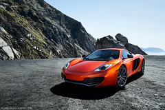 McLaren MP4-12C for Speedhunters (Sean Klingelhoefer) Tags: orange pch mclaren supercar pacificcoasthighway seanklingelhoefer speedhunters mp412c