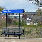 Station Woerden bord thumbnail