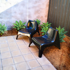 ikea chairs (AS500) Tags: black ikea garden chair outdoor