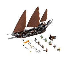 LEGO The Lord of the Rings 79008 - Pirate Ship Ambush (THE BRICK TIME Team) Tags: brick lego lord lotr rings herr hdr ringe