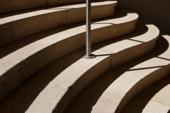 Curves (jmtennapel) Tags: shadow stairs curves schaduw trap bochten