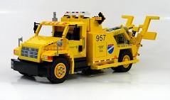 04 (LegoMarat) Tags: lego technic rc towtruck modelteam moc powerfunctions