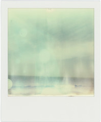 dreamscape (busyinmyhead) Tags: film waves thesea dreamscape polaroidsx70 theimpossibleproject px680