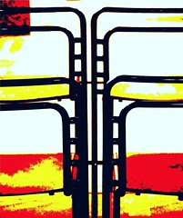 Hochstapler II (Credi) Tags: abstract chairs dom digiart photoart trier abstractreality hochstapler gesthl abstractphoto