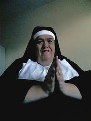 Holy Mother!... (yvonnematthews258) Tags: tv cd nun mature transvestite crossdresser cocksucker slutty openminded bbclover bbtv
