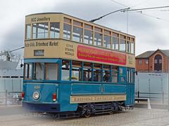 tram (Lee1885) Tags: tram birkenhead wirral