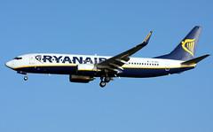 EI-DPK (GH@BHD) Tags: aircraft aviation lanzarote boeing ryanair airliner 737 arrecifeairport eiekp