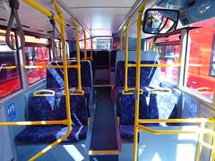 GAL MHV17 - BU16OZE - INTERIOR - BV BUS GARAGE - THUR 28TH APR 2016 B (Bexleybus) Tags: bus london ahead volvo interior garage go egyptian belvedere bv bodywork mcv goahead evoseti mhv17 bu16oze
