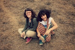 sitting in the Savana. (Giada Babino) Tags: world africa park travel trees girls friends wild love nature beautiful smile hair landscape happy landscapes hug gate peace shine friendship kenya african happiness lovers traveller relationship national valley short sit hells savana