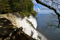 """C.D.Fs World II... (farsighted.as """"WHAT I LIKE TO SEE"""") Tags: ocean blue sea sky cliff tree nature landscape island coast mare baltic insel rgen ostsee whitecliff cdfriedrich balticcoast"""