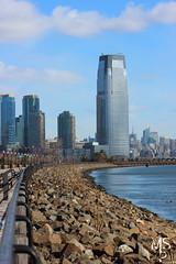 NYC Skyline 3 (mikeyslocks) Tags: nyc jerseycity statueofliberty nycskyline libertystatepark