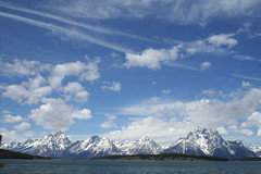 Jackson Lake (cbmtax) Tags: lake mountains nature water nationalpark wyoming grandteton jacksonlake