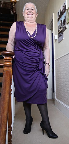Frocks on the stairs 53.6