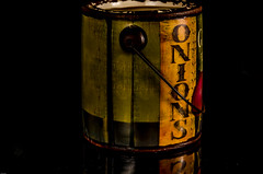 paint can art Nikon D7000 Nikonphotography London Ontario Ontario, Canada Artistic Paint Can Reflection (timmahh67) Tags: ontario canada reflection artistic londonontario paintcan nikonphotography nikond7000